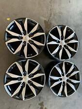 HOLDEN CRUZE 18INCH GENUINE WHEELS NEAR NEW WHEELS SET OF 4