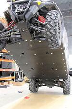 Polaris General 1000 4 rock sliders rockers UHMW skid plate SSS Off Road