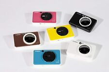 Canon Inspic C Instant shoot-and-print Camera - Bubble Gum Pink Sydney Seller
