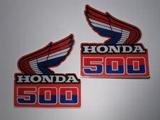 Honda, 1985, CR500 Rad Decals - HON-DE-8500-CR500RAD