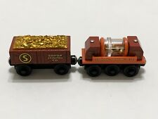 Thomas And Friends Wooden Railway Gold Prospector's Cars