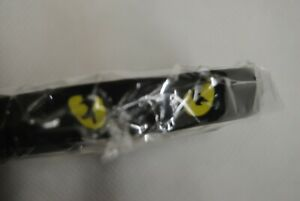 CATS THE MUSICAL EYES LOGO SILICONE WRISTBAND NEW OFFICIAL AS SOLD AT THEATRE