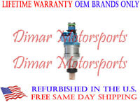 Lifetime Warranty 23250-42010 Single OEM Fuel Injector