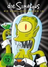 4 DVD-Box ° Die Simpsons ° Staffel 14 ° NEU & OVP