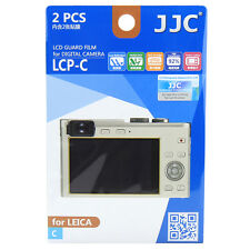 JJC Lcp-c LCD Guard Film Camera Screen Display Protector for Leica C Series DSLR