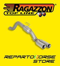RAGAZZON SCARICO TERMINALI TONDI GR.N GRANDE PUNTO ABARTH 1.4 TB MAIR 50.0395.25
