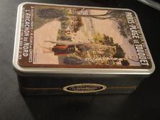 Boite Métal à Biscuits La Dunkerquoise