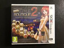 New Style Boutique 2: ¡Marca tendencias! 3DS PRECINTADOS!!