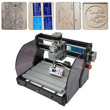 Desktop Diy Kit Cnc Laser Engraving Router Carving Pcb Milling Cutting Machine
