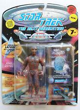 STAR TREK TNG ~ LAFORGE AS TARCHANNEN ALIEN Action Figure ~ Collector Series NEW