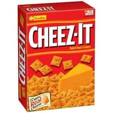 Cheez It Cheddar Baked Snack Crackers Many Flavors Duoz Jack Pick 1 Box