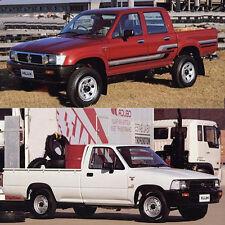 Toyota Hilux 4Runner Surf 1988-1998 Repair Workshop Service Manual