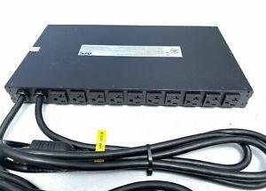 APC AP7752 200-208V 20a Rack Automatic Transfer Switch