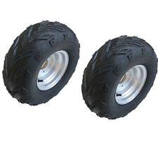 2 pcs 16x8-7 200/55-7 Wheel 110cc 125 cc Chinese Kids ATV Quad Taotao Tire& Rim