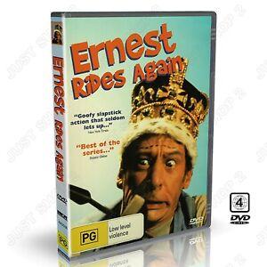 Ernest Ride Again DVD : Jim Varney Movie : Brand New (VERY RARE)