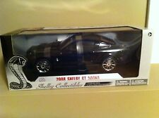 SHELBY COLLECTABLES 2008 GT 500KR SHELBY MUSTANG KNIGHT RIDER K.I.T.T 1:18 RARE