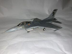 F-16 built Kit model Hasegawa 1:48 scale.