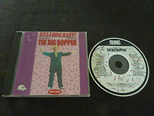 THE BEST OF THE BIG BOPPER HELLOOO BABY ULTRA RARE CD!
