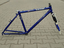 KTM Ultra Race MTB frame set 26'' from early 90's Rock Shox Indy C fork Rahmen