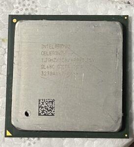 CPU Intel Celeron 1.7Ghz SL68C socket 478