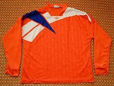 Reebok 90 Vintage Football Shirt, Long sleeve, Mens XXL