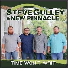 STEVE GULLEY & NEW PINNACLE/STEVE GULLEY - TIME WONT WAIT [DIGIPAK] NEW CD