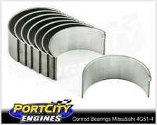 Conrod Bearing set Mitsubishi 4cyl 4G54 2.6L Pajero Magna Sigma SOHC 4B1136