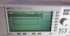 Hp Agilent E4426b Esg Ap 250khz 4ghz Low Phase Noise Rf Signal Generator
