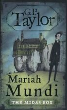 Mariah Mundi (Midas Box),G.P. Taylor, David Roberts