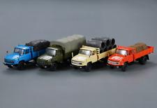 1/64 Scale China Military Vehicle JieFang CA141 Military Trucks Alloy Model Car