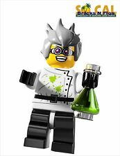 LEGO MINIFIGURES SERIES 4 8804 Crazy Scientist