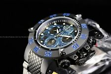 Invicta Men's 50mm Subaqua Noma III Swiss Chrono Blue Octopus in Deep Sea Watch