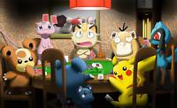 Pokemon Poster SKU 42517