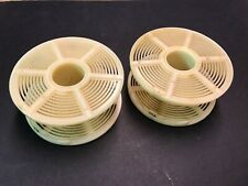 2 Plastic Film Developing Reels