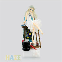 Anime Honma Meiko Menma PVC Figure Model New 22cm