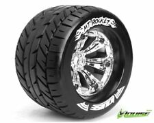 MT-Rocket 1/8 Monster Truck Tyre & Wheel 1/2 Offset