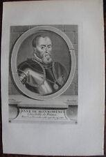 ANNE DE MONTMORENCY, CONNETABLE DE FRANCE (1493-1567) , PORTRAIT