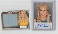 Americana Real Housewives of Orange County Gretchen Rossi Autograph Material Set