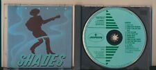J. J. Cale - Shades, Green Arrow Mercury, West Germany, Non-Target, Very Rare CD