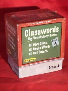 Teacher Created Resources - Classwords Vocabulary Gr 4