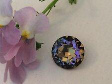 Vintage Swarovski dentelle Diamantes de Imitación de Cristal Vitrail Med 60ss 14mm X1 Craft