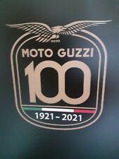 STUPENDO FOLDER FILATELIA POSTE ITALIANE MOTO GUZZI 1921-2021 CENTENARIO.2021