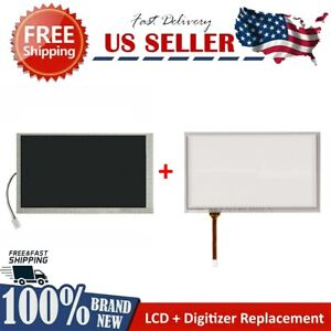 Pioneer AVH-W4500NEX Replacement LCD Screen & Touchscreen Glass Digitizer