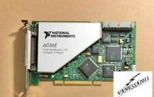 National Instruments PCI-6036E USED