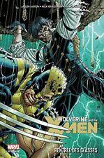 Wolverine et les X-men T03 Panini Comics Book 9782809456486 Album