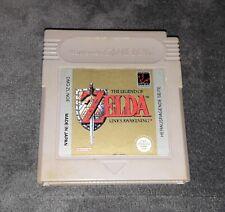 Nintendo Game Boy Spiel The Legend of Zelda Links Awakening DMG-ZL-NOE 1993
