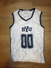 BYU Cougars #00 Basketball Jersey Toddler 2T Brigham Young