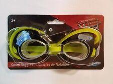 Disney Pixar Cars 3 Children's Swim Goggles for Pool or Beach - Jackson Storm