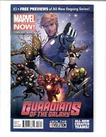 Marvel Now Guardians Of The Galaxy #3 Feb-Mar 2013 Marvel Comic.#83499D*4