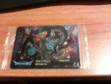 SPECTROBES skill card WINDORA Nintendo DS, new and sealed